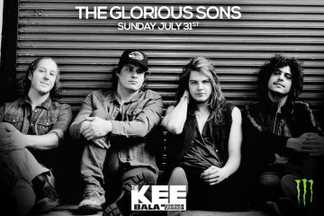Monster Energy Presents The Glorious Sons