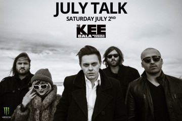 Monster Energy Presents July Talk