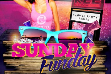 SUNDAY FUNDAY Presented By Smirnoff Electric & TEAMLTD