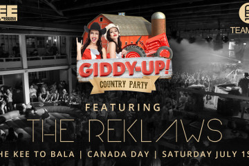 Giddy Up Country Party featuring The Reklaws