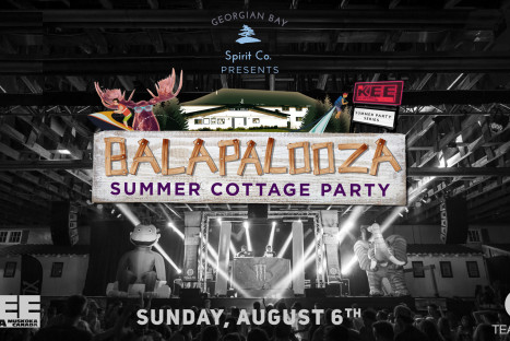 TEAMLTD's Balapalooza – Brought to you by Georgian Bay Spirit Co.