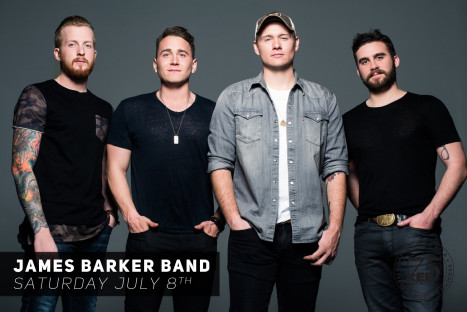 James Barker Band