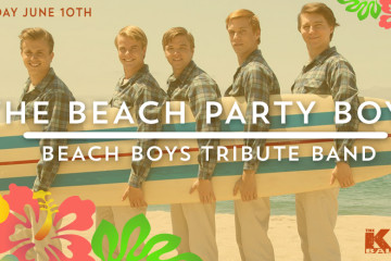 The Beach Boys Tribute Band – The Beach Party Boys
