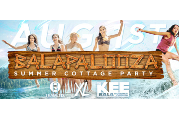 BALAPALOOZA – Summer Cottage Party