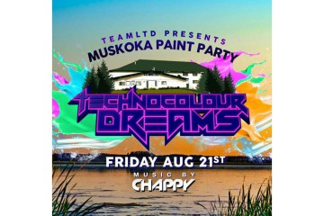 Technocolour Dreams Paint Party at The KEE