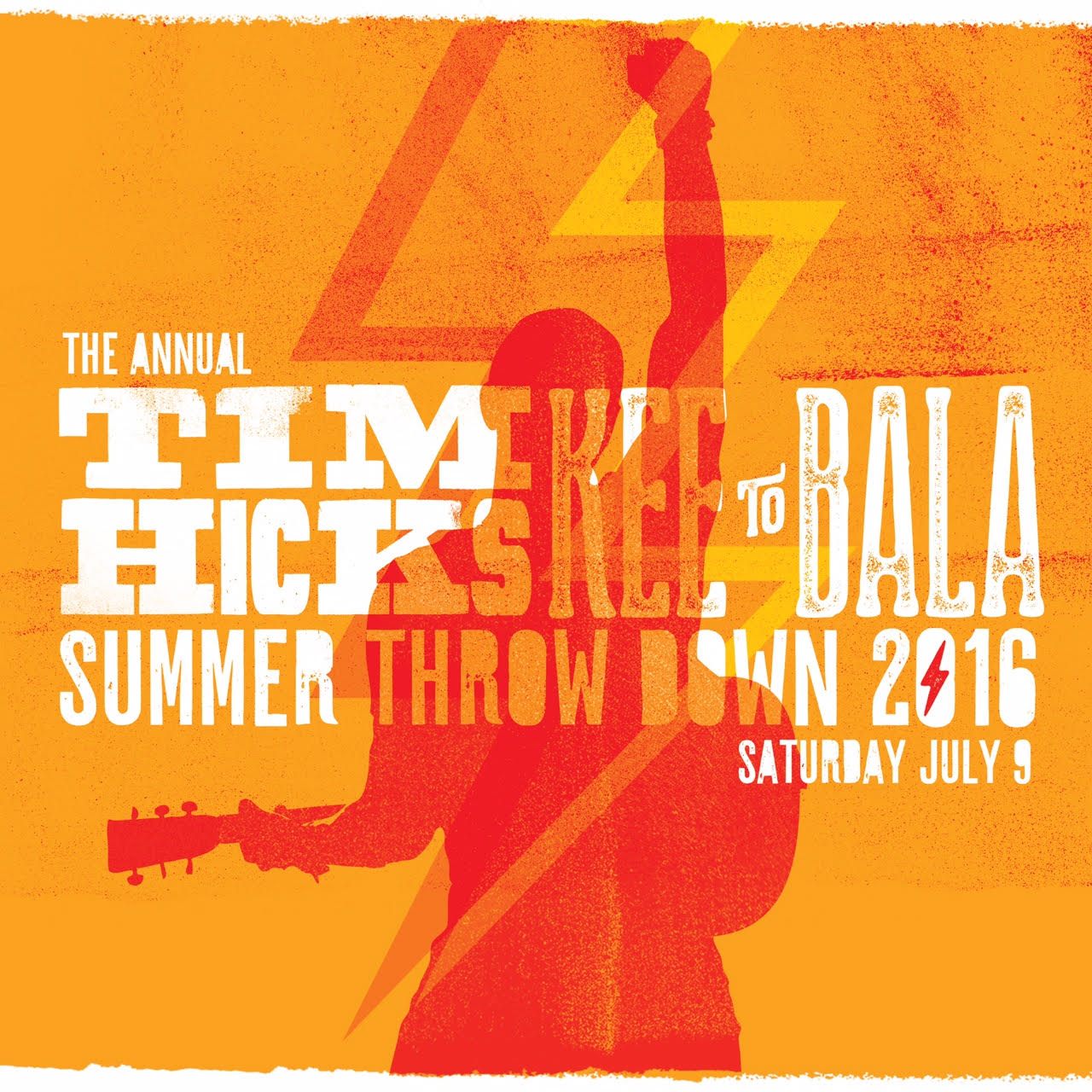 Tim Hicks at The KEE to Bala