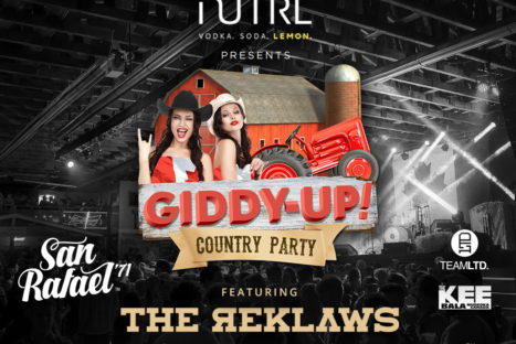 TEAMLTD's Giddy Up Country Party Featuring The Reklaws – Presented by Nutrl Vodka
