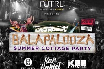 TEAMLTD's Balapalooza Presented by Nutrl Vodka & San Rafael