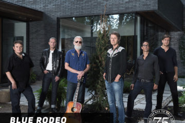 Blue Rodeo – Saturday, October 6th