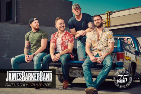James Barker Band – SOLD OUT