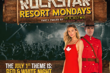 Rockstar Resort Night – Red and White party