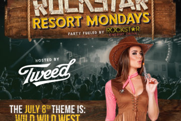 Rockstar Resort Night – Wild Wild West