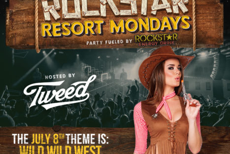 Rockstar Resort Night – Wild Wild West