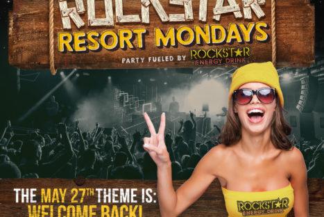 Rockstar Resort Night – Welcome Back