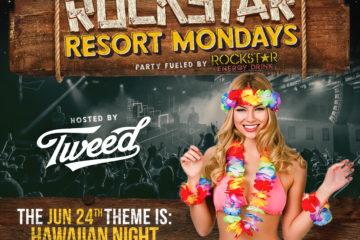 Rockstar Resort Night – Hawaiian Night