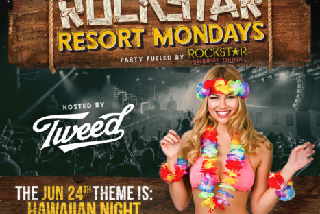 Rockstar Resort Night – Hawaiian Night
