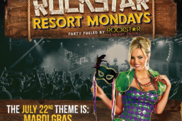 Rockstar Resort Night – Mardi Gras
