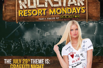 Rockstar Resort Night – Graffiti Night