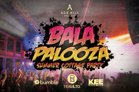 TEAMLTD's Balapalooza Presented by Ace Hill & Bumble