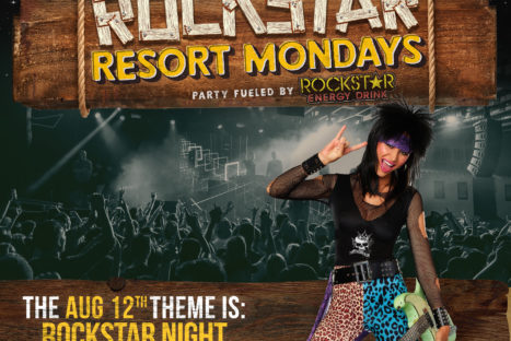 RockStar Resort Night – Party like a Rockstar!