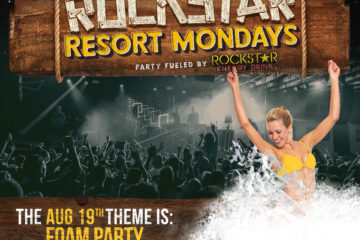 RockStar Resort Night – FOAM PARTY