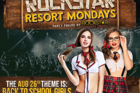 RockStar Resort Night – Back to School girls/guys